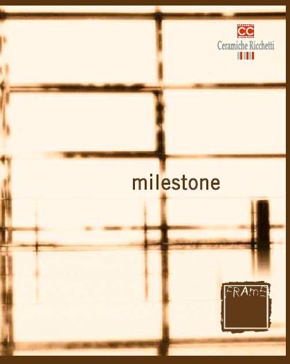 Milestone by Ricchetti, Italy