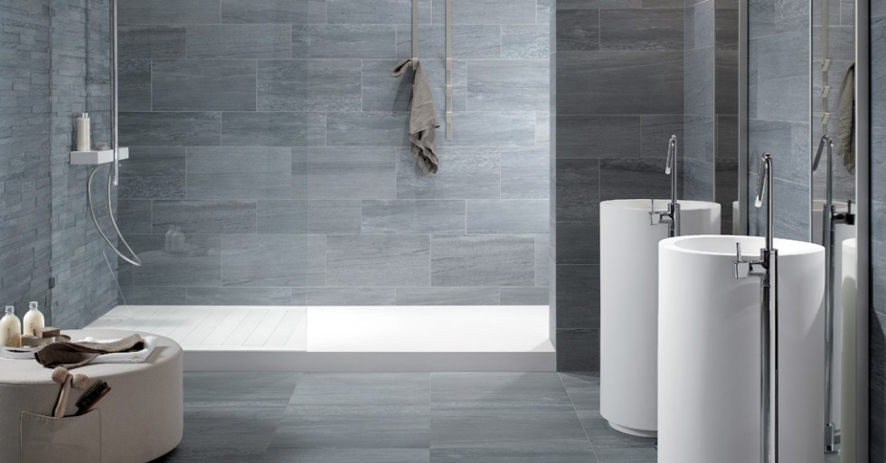 Grey Tiles Bathroom. Grey Tiles Bathroom A - Activavida.co