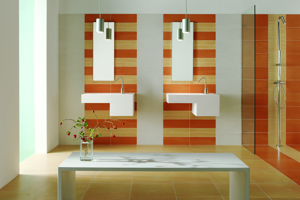 STILE series by Refin of Italy