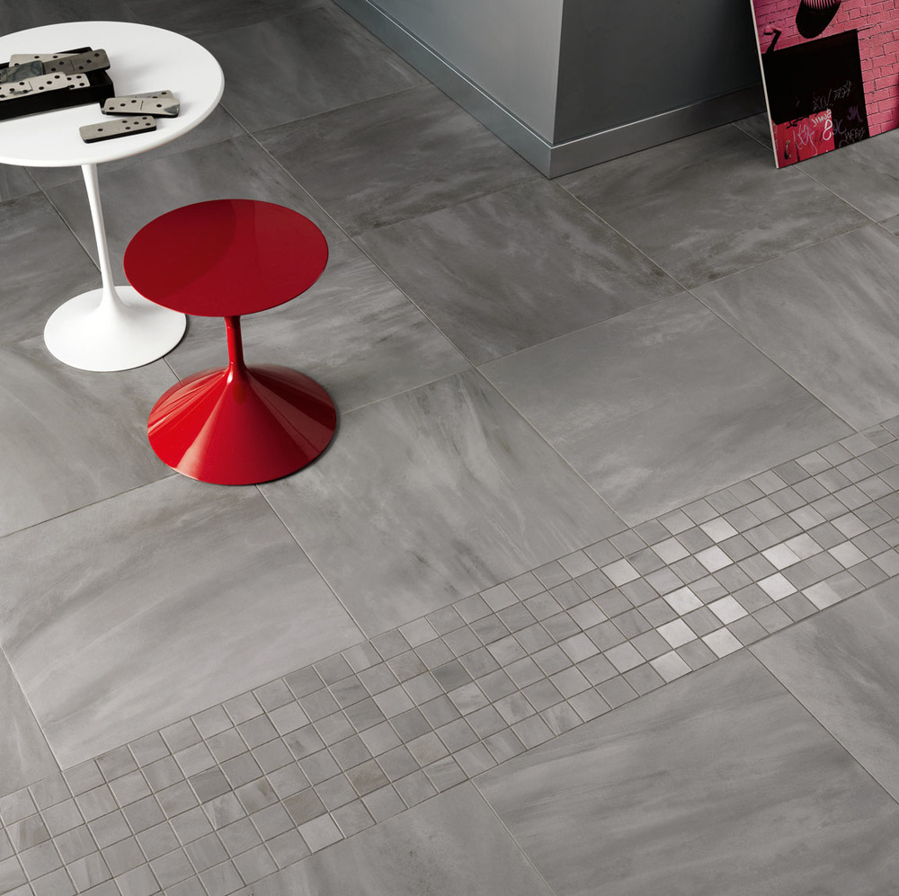 MADREPERLA Grigio by Ceramiche Monica of Italy