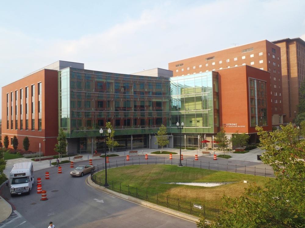 JOHN'S HOPKINS UNIVERSITY, MEDICAL EDUCATION BUILDING