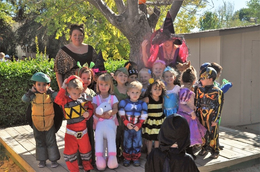 Claremont-Preschool-Halloween-Parade-1