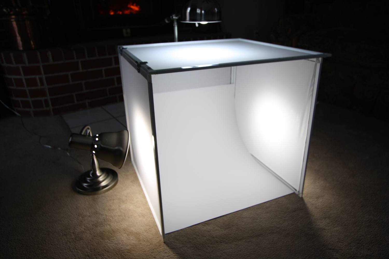 How to Build a Light Box - Easy DIY, Professional, Foldable