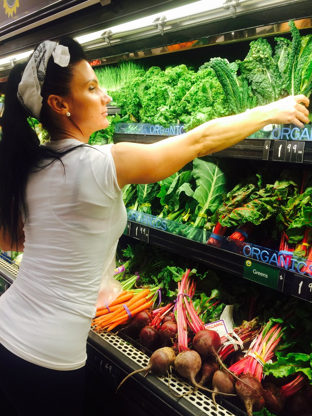 personal training vista