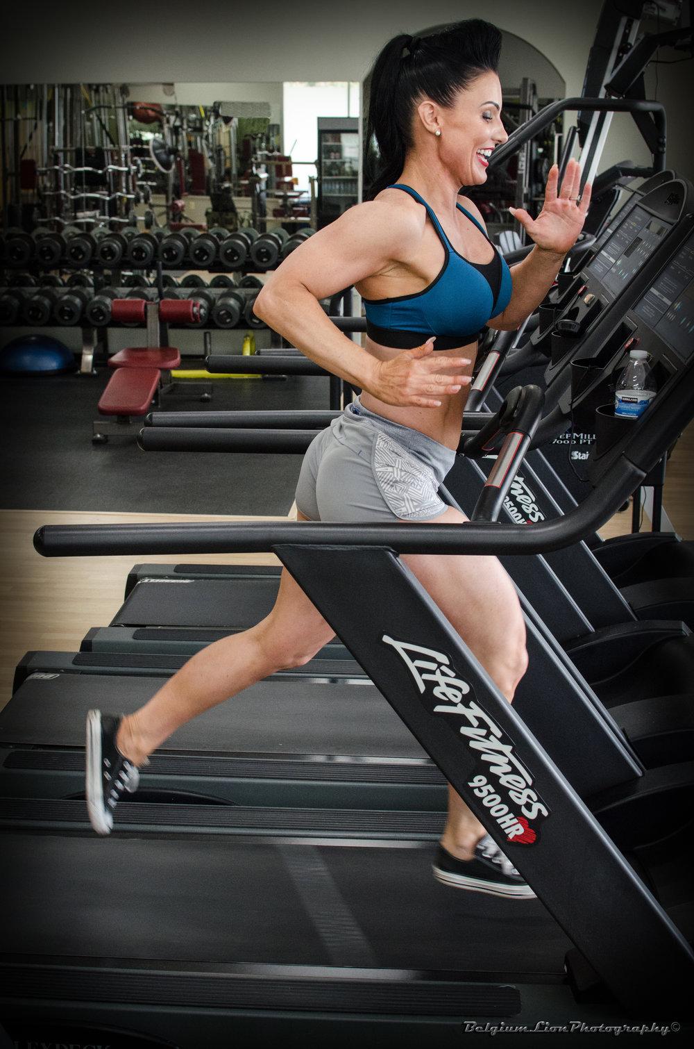 Burn that fat- Step it up cardio program