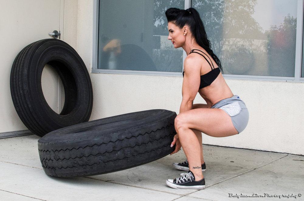 Bikini ready-muscle building program                   STRENGTH and Endurance training
