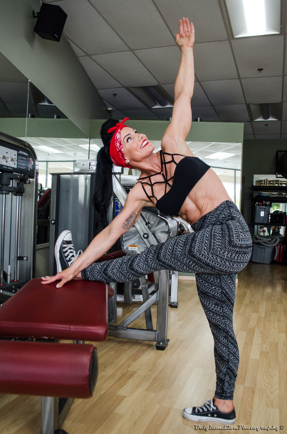 flexibility, correction and conditioning program