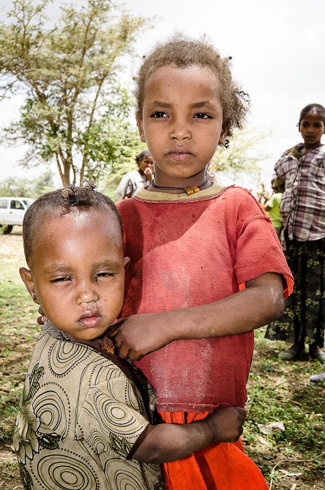 Noch ist die Landbevölkerung bitter arm, umso wichtiger sind diese Maßnahmen