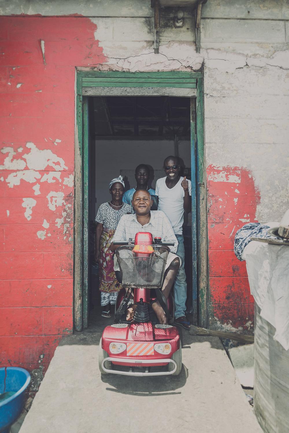 James Town - Accra