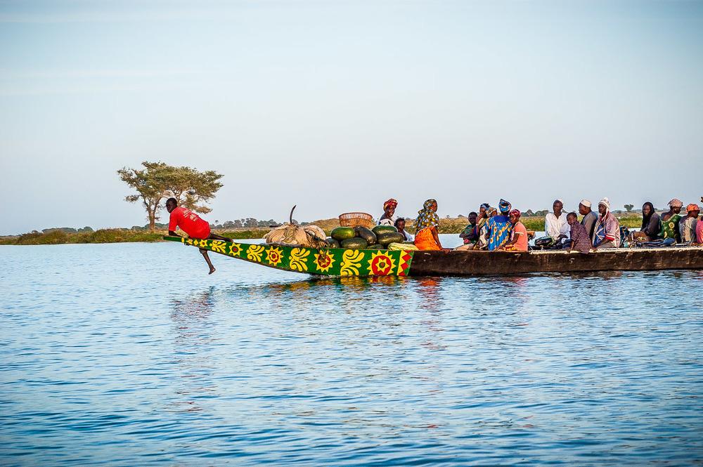 Mali, Segou, Niger