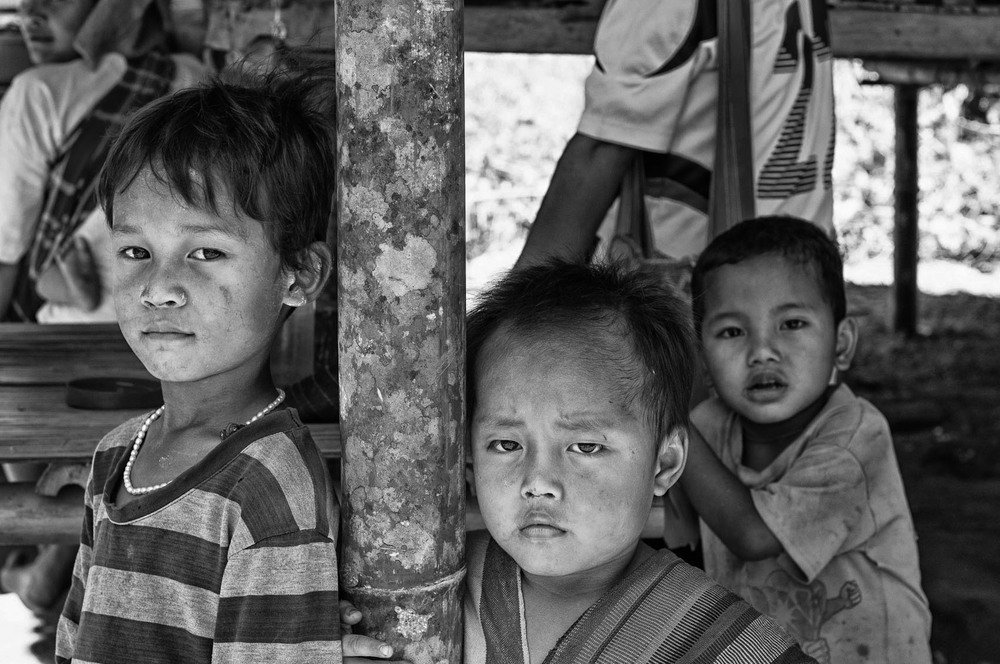 Flüchtlingslager E'Htu Hta