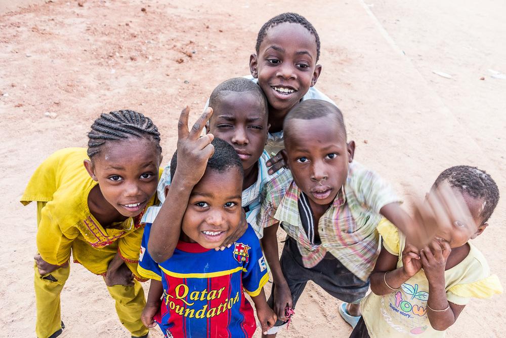 Die Kinder von Agadez