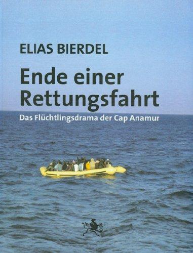 Buch-Das Ende einer Rettungsfahrt
