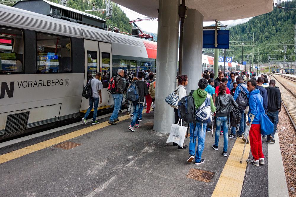 Bahnhof Brennerpass