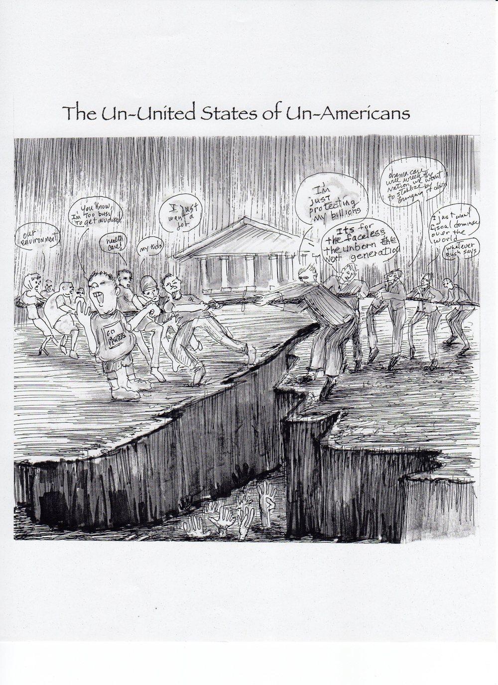 Un-united Un-Americans