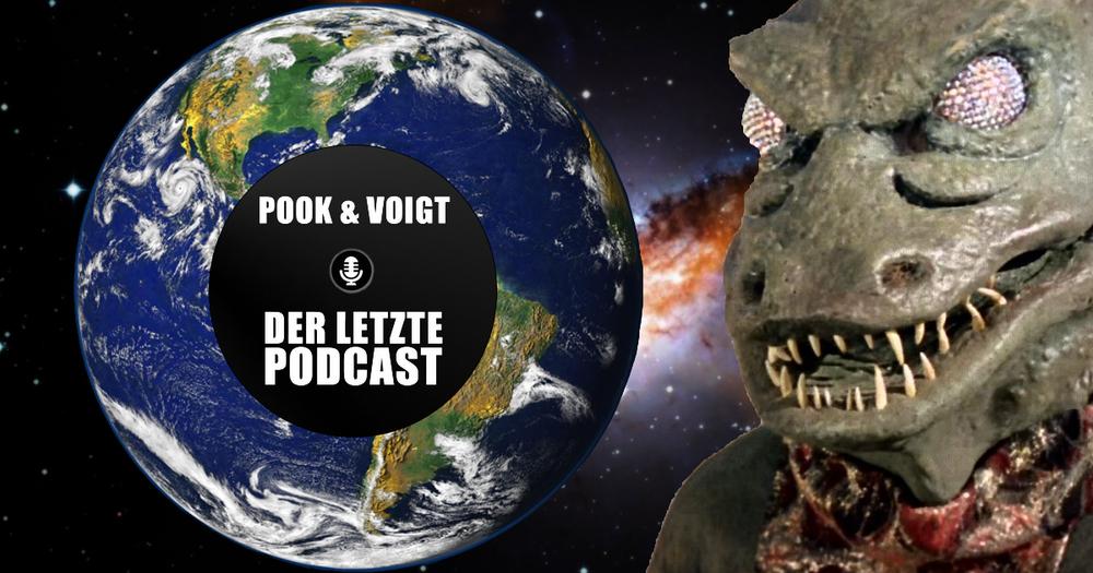 Beweisfoto: Der Letzte Podcast ist reptoid und die Erde hohl