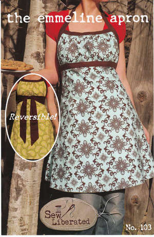 The Emmeline Apron Sewing Pattern Rocking Chair Quilts Stunning Apron Sewing Pattern