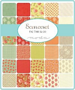 Sommerset by Fig Tree & CO. for MODA is HERE!