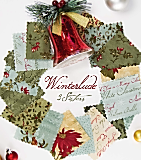 winterlude by 3 sisters for Moda