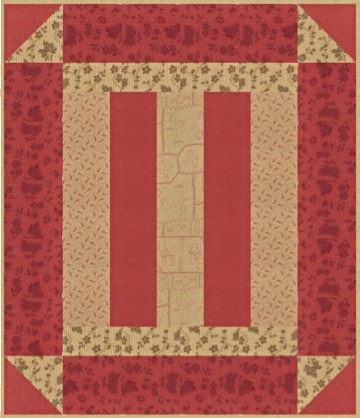 Plymouth Quilt Kit