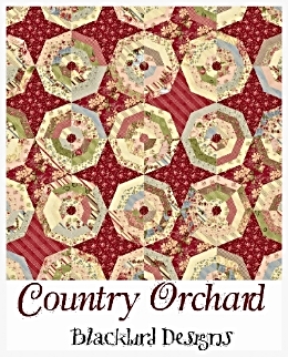 Country Orchard by Blackbird Designs for Moda FAbrics