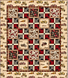 Classic Indian Motorcycle Fabric Collection from  Quilting Treasures is in the shop!