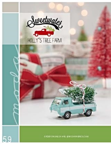 Holly's Tree Farm by Sweetwater for MODA