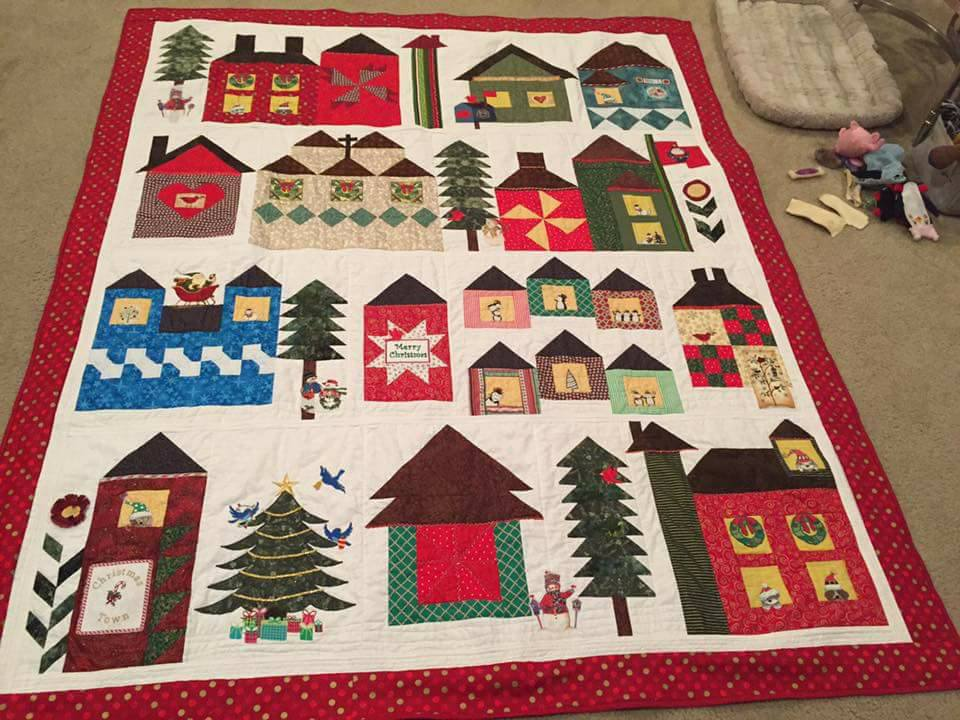 Modabemyneighbor Be My Neighbor Quilt A Long Gallery Of
