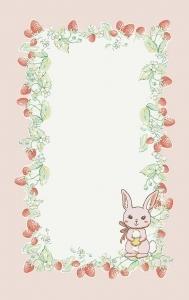 Bunny Tea Towels