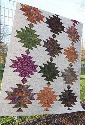 Sonoma Quilt Pattern Rocking Chair Quilts