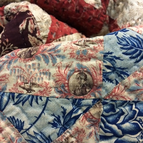 Betsy's Antique Quilt