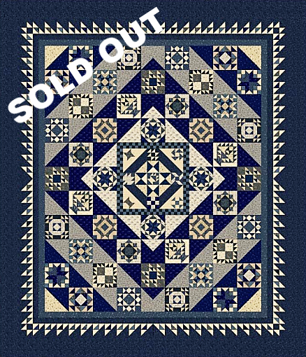 Mrs. Miller's Apprentice - 12 MONTH PROGRAM • TARGET START DATE JANUARY 2019FABRIC COLLECTION: MRS. MILLER'S APPRENTICE BY PAM BUDA FOR MARCUS BROTHERSQUILT PATTERN DESIGNED BY PAM BUDA FOR HEARTSPUN QUILTS