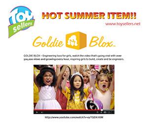 July 2013 - Goldie Blox YouTube Round 1