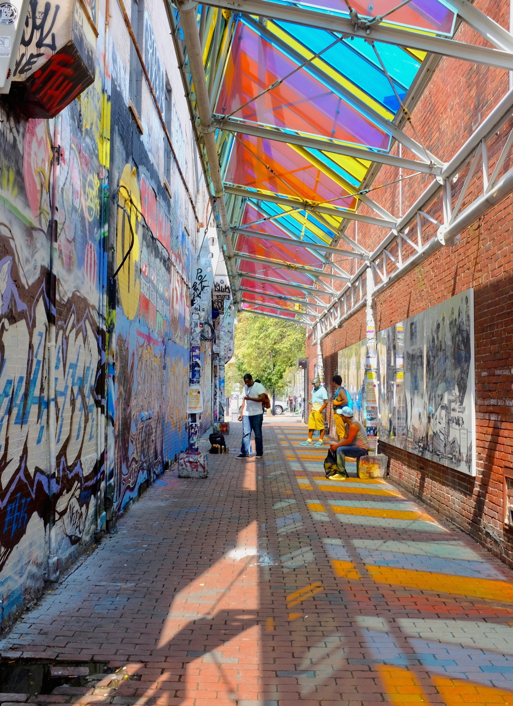 graffitilane