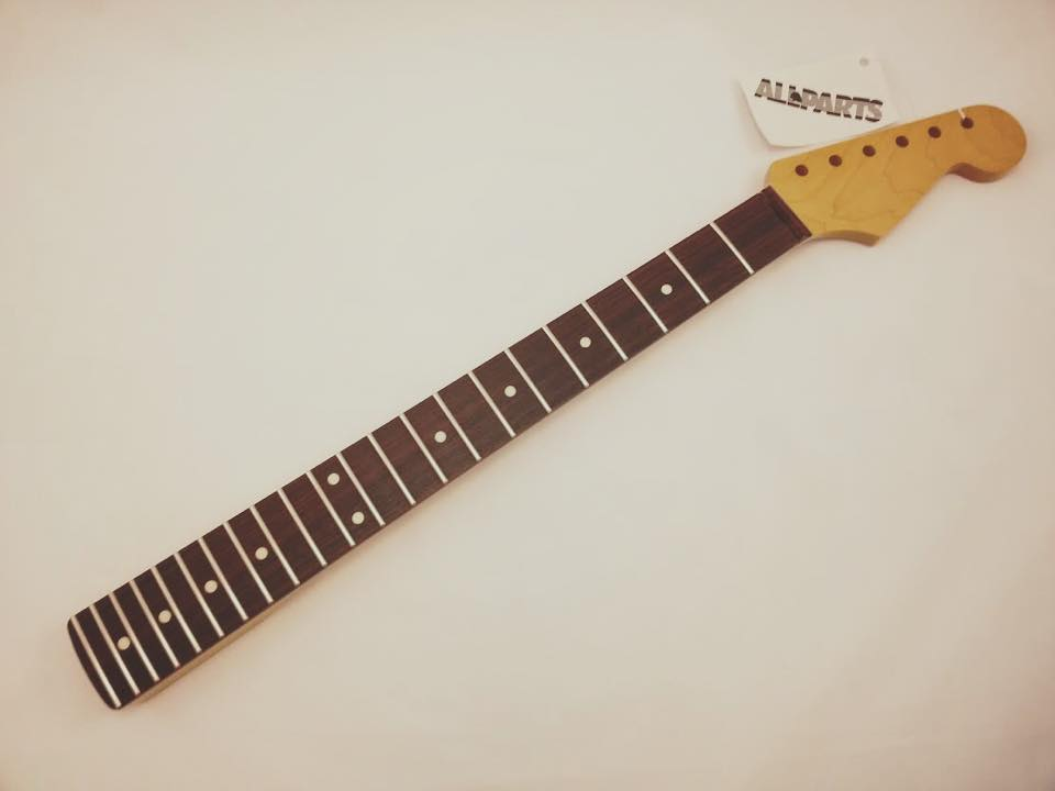 Allparts Maple/Rosewood 22 fret  Strat Neck