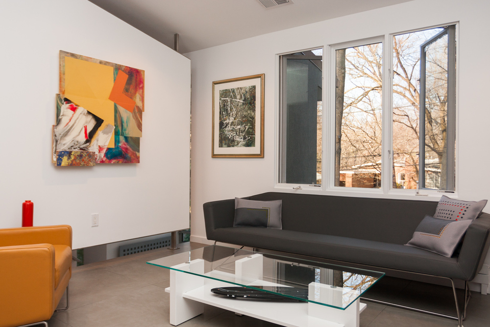 Living Room, Washington DC