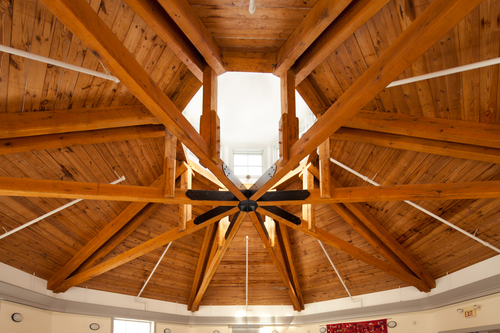 Timber Roof, Sandy Spring Museum