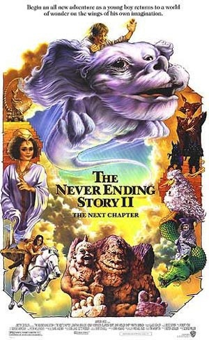 Join us for Girls Night Out at the Movies for The Neverending Story. A troubled boy dives into a wonderous fantasy world through the pages of a mysterious book. Enjoy new friends and $5 Cosmos.