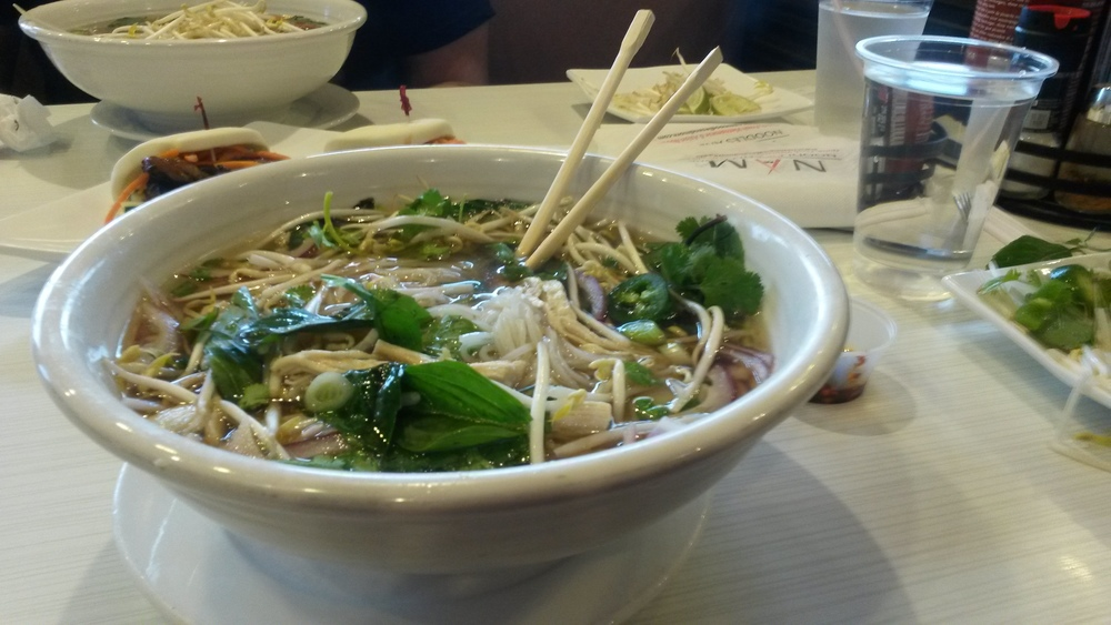 Pho with Chicken
