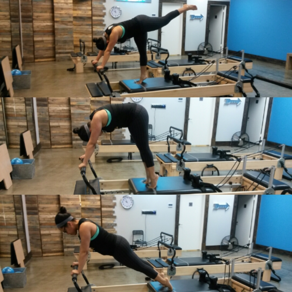 Hands down my fav workout.  Citizen Pilates