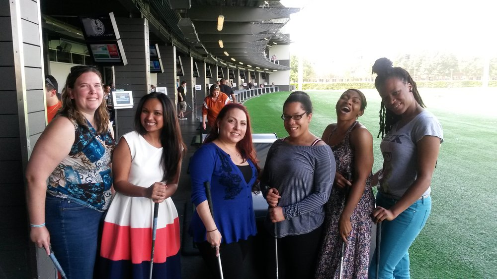 Sunday Funday at Top Golf