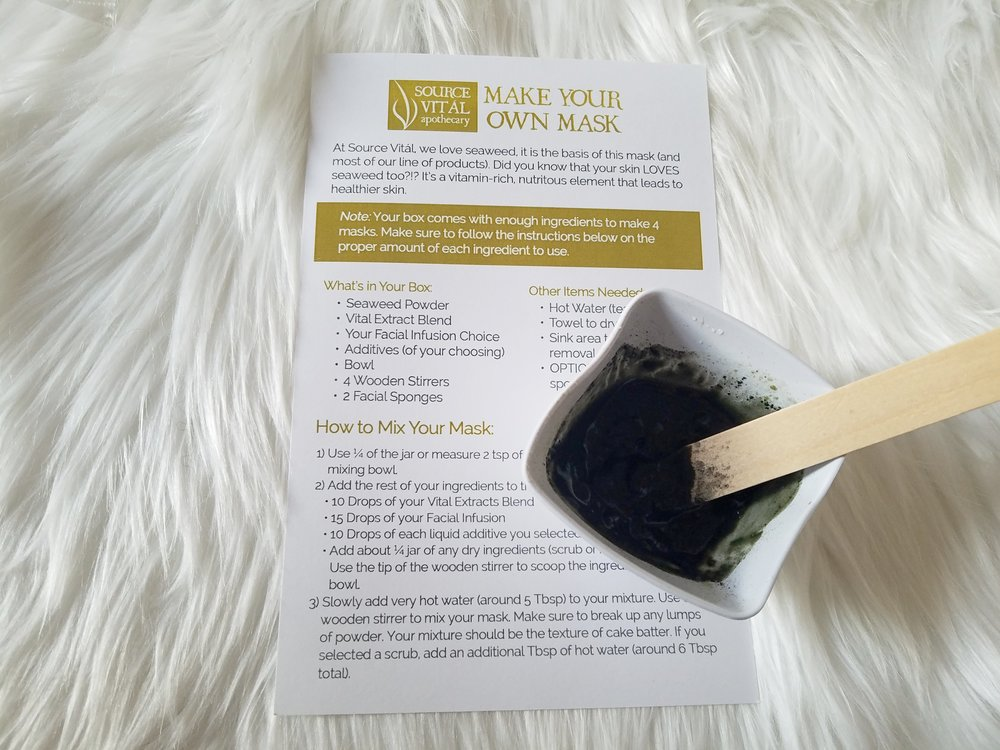 make your own mask source vital apothecary