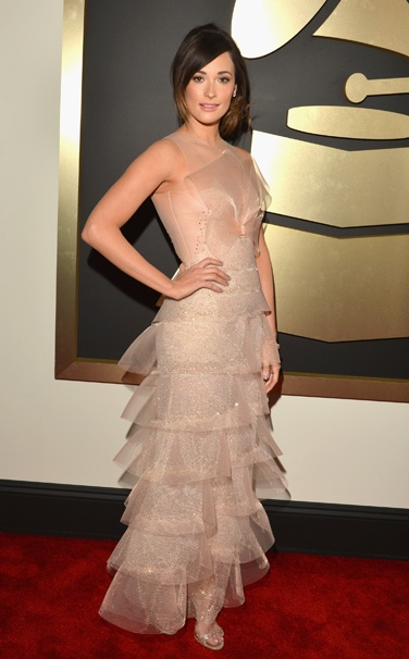 "Photo Credit: VOGUE.COM ""Grammy Awards 2014: The Best-Dressed Celebrities on the Red Carpet"""