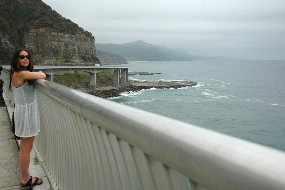 Sea Cliff Bridge - South Coast NSW Australia