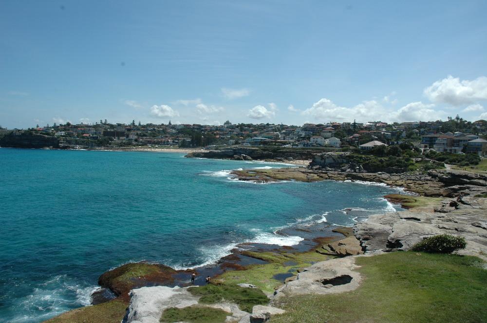 Places to visit in Sydney Australia - Bondi to Bronte Coastal Walk