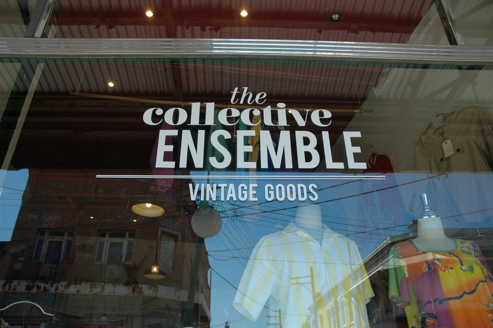 The Collective Ensemble - Shopping in Sydney Australia