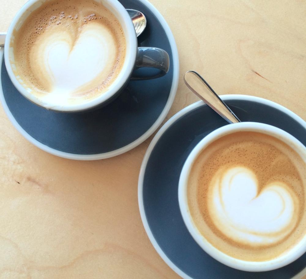 Coffee at HAM - Cronulla Australia