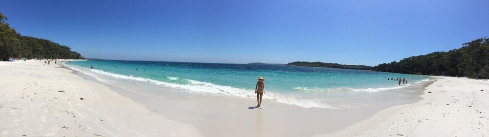 South Coast NSW Australia Beach