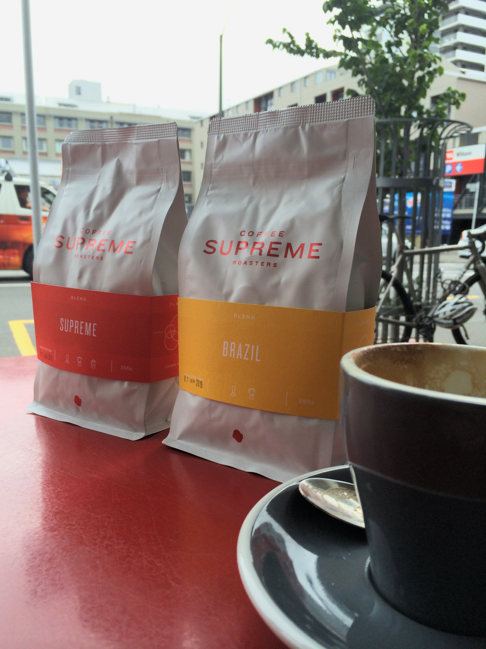 Supreme Coffee_Wellington_New Zealand