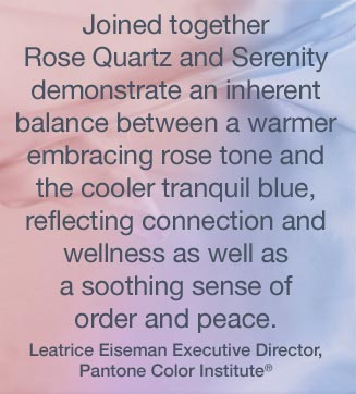 Rose Quartz and Serenity Quote